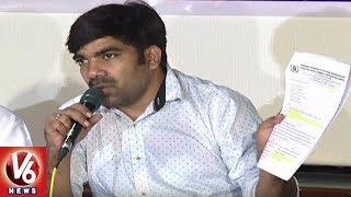 Nandi Awards Controversy: Director Anand And Producer NS Naik Press Meet