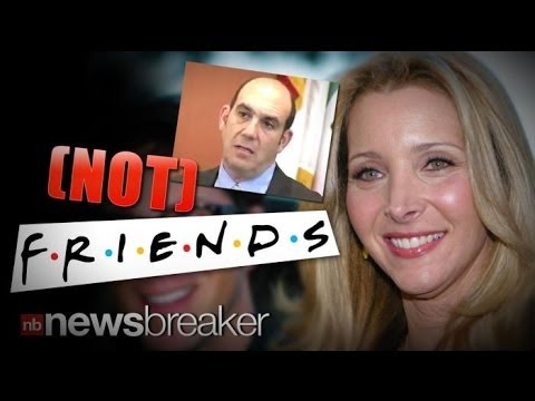 (NOT) FRIENDS: Lisa Kudrow Testifies Against Ex-Manager in $1.7 Million Royalty Dispute
