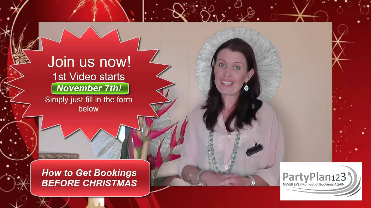 how to get party bookings