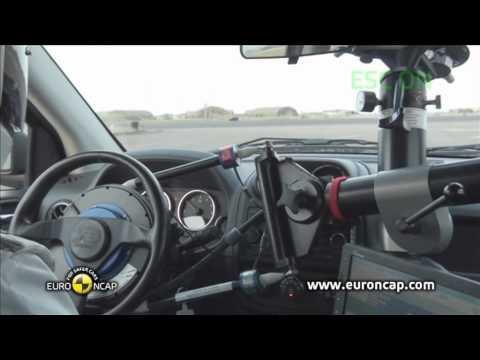 Euro NCAP | Jeep Compass | 2012 | Электронный контроль устойчивости