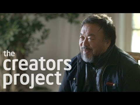 In The Studio With Ai Weiwei