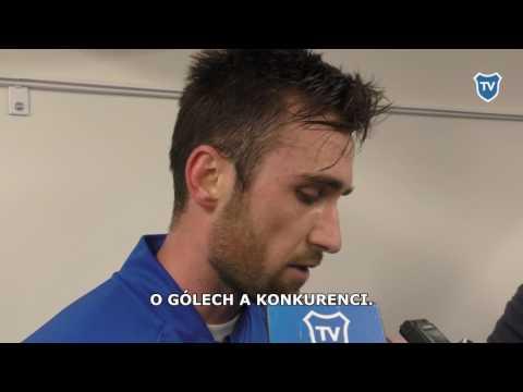 Rozhovor s Ľubomírem Urgelou po utkání s Hlučínem (3:0)