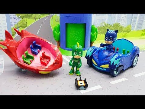 Мультики для детей - мультики с игрушками Герои в масках - Ловушка! Новые видео 2019