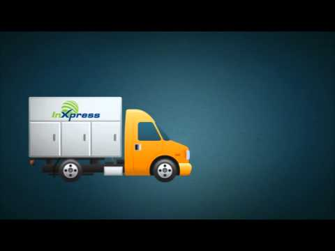 InXpress Promotional Animation
