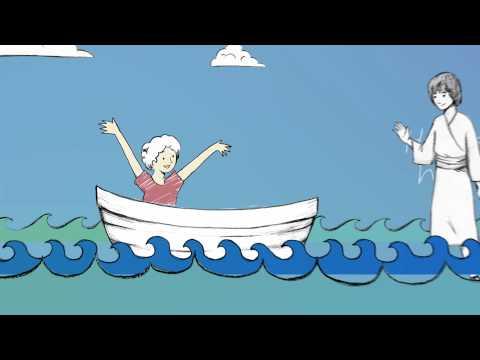 Andrew Peterson - Cartoon Halleluja Song