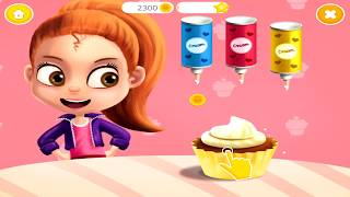 Fun and Educational Games for Kids - Miss Preschool Math World by Tutotoons - Bakery -