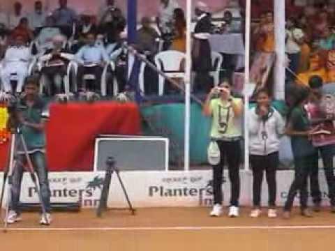 DRUMBEATS @ MADANDA HOCKEY...!!!