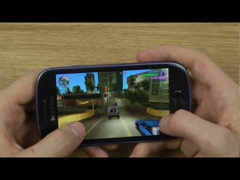 GTA Vice City Galaxy S3 Mini Gameplay Review
