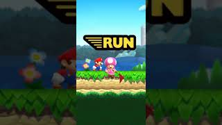 World 1-1 and Toad Rally