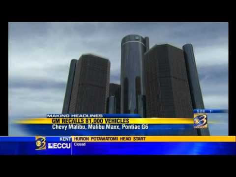GM recalling an additional 81,000 vehicles over power steering issue