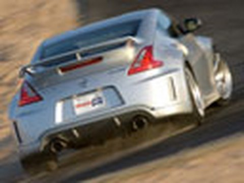 Badass 370Z: 2009 Nissan Nismo 370Z @ Willow Springs Video
