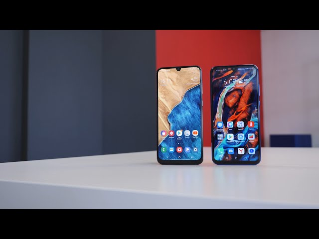 Samsung Galaxy A50 и Honor 10i. Обзор и сравнение, а также пара мыслей о Samsung Galaxy A50s, A30s