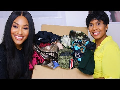 Fashion Nova Try On Haul | MY MOM PICKS MY CLOTHES!!