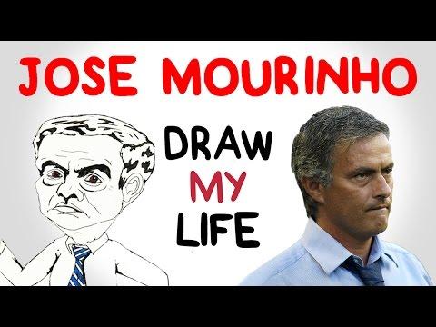 José Mourinho | Draw My Life