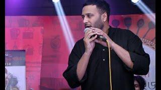 Ash king   Live    Unplugged   Sudhu Tomar E Janya   Hangla foodguide launch   Kolkata