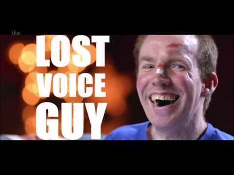 The Lost Voice Guy BRILLIANT Final Performance! | Britain's Got Talent 2018