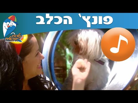 פונץ' הכלב - הופ! ילדות ישראלית