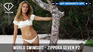 World Swimsuit Presents Model Zippora Seven on Stunning Malaysian Beach | FashionTV | FTV