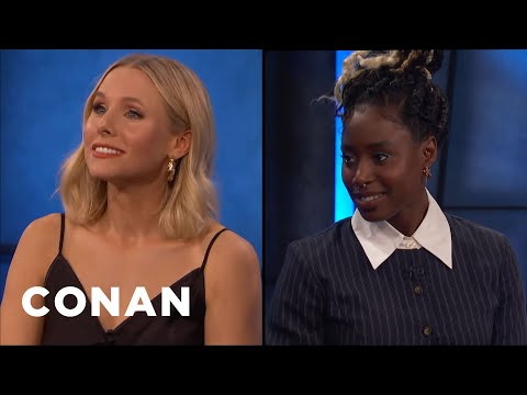 """download lagu """"Veronica Mars"""" Is Kristen Bell & Kirby Howell-Baptiste's Third Project Together - CONAN on TBS gratis"""