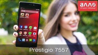 Видео-обзор смартфона Prestigio MultiPhone Grace 7557