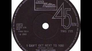 The Temptations - I Cant Get Next To You (Whiskey Barons edit)
