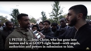 Video: Is Christianity a Polytheist religion? - Ali Dawah vs Christian