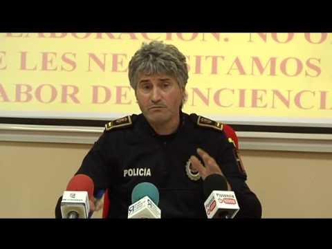 Éxito de la unidad canina de la policía local de Plasencia