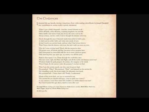 The Challenger Lyrics