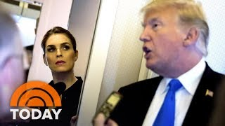 Hope Hicks Resigns As Robert Mueller Investigates President Donald Trump And WikiLeaks | TODAY