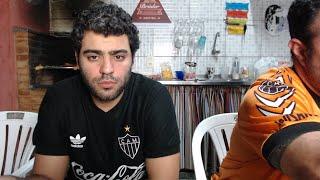 Pré - Jogo GALO x La Equidad (Colômbia) Quartas