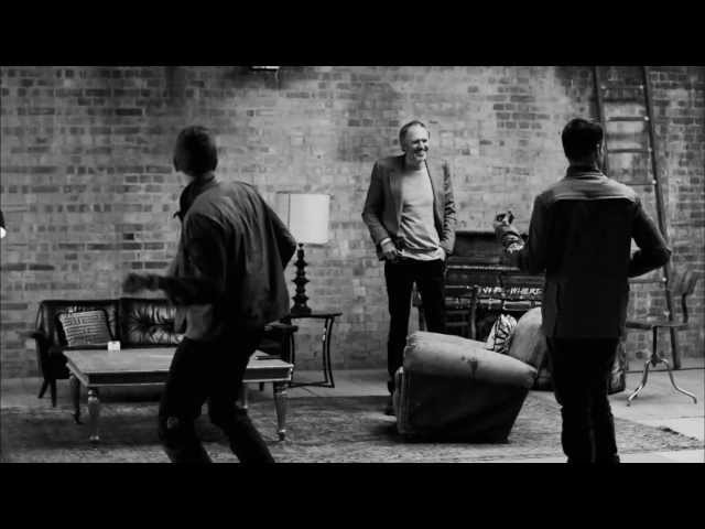 Coldplay - Anton Corbijn Pre-show (UNSTAGED)