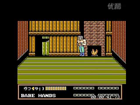 Misc Computer Games - Battletoads And Double Dragon - Level 1- Abobo