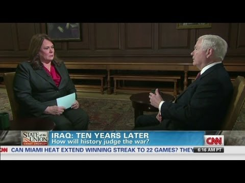 State of the Union - Robert Gates on Iraq War's legacy
