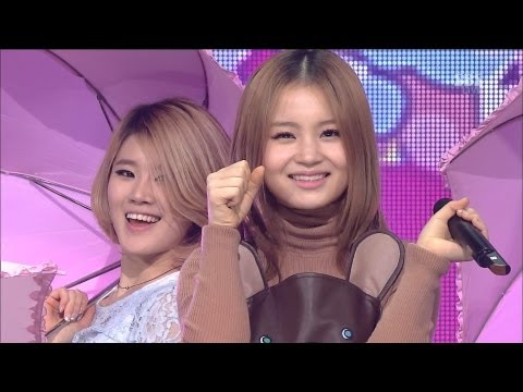 LEE HI (이하이) - IT'S OVER @SBS Inkigayo 인기가요 2013.03.31