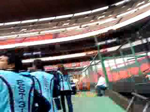 Pisando Por Primera Vez La Cancha Del Estadio Azteca video
