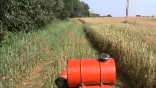 MTZ 05 driving it