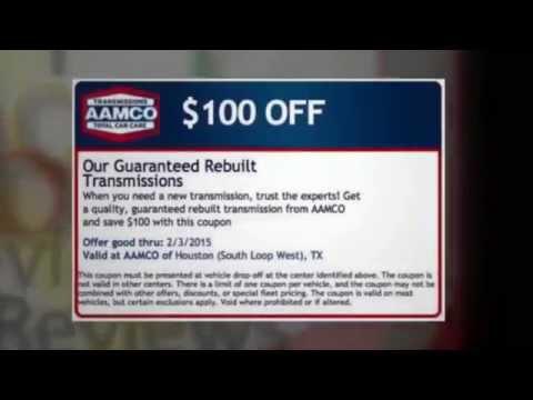 AAMCO South West Loop Reviews Houston - (713) 790-0525