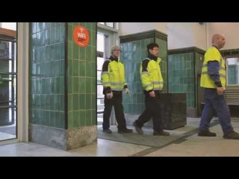 Lund Central Station total sustainable makeover