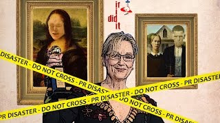 If I Did It: Meryl Streep sees no art in MMA, Bayless bashes Rousey, Trump