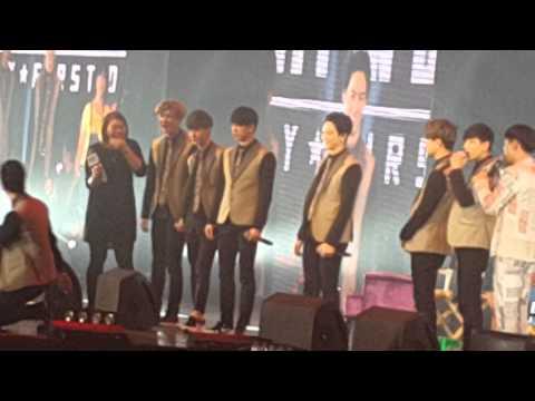 Got7 1st Fan Party In Bangkok [Game2เก้าอี้ดนตรี]
