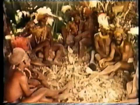 Video  Homosexualität der Eingeborenen - Papua-Neuguinea