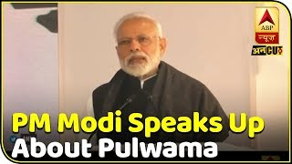 PM Modi Speaks Up About Pulwama Terror Attack  | ABP News