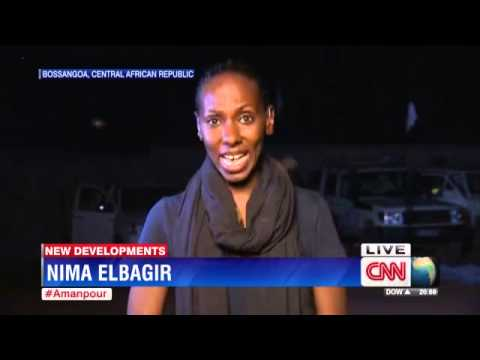 CNN witnesses Central African Republic violence