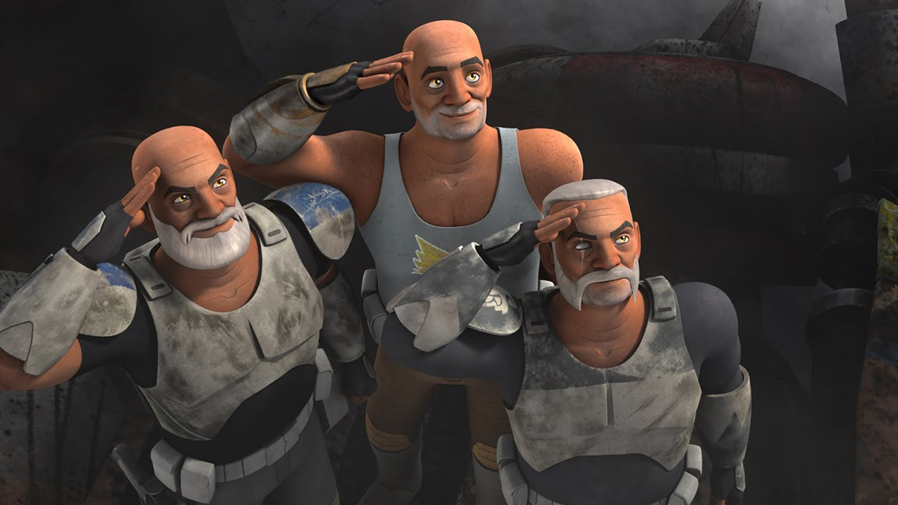 Star Wars Rebels - The...