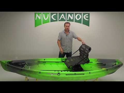 NuCanoe Frontier 12 genomgång