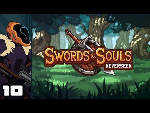 Let's Play Swords & Souls: Neverseen - PC Gameplay Part 10 - Bullseye