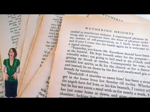 """Wuthering Heights"" 