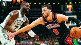 Chicago Bulls vs Boston Celtics - Full Game Highlights | January 13, 2020 | 2019-20 NBA Season