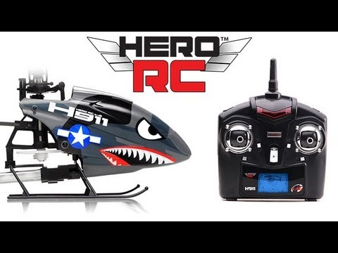 Hero RC H911 4ch Mini R/C Helicopter