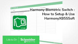Discover the Harmony GDPR Complaint XB5S USB Software Version 2.00 | Schneider Electric Support